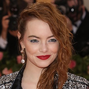 Met Gala 2019 Beauty Trends - Emma Stone