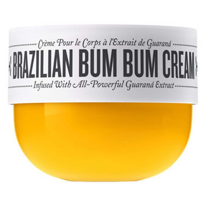 Natural Butt Beauty Products Sol de JaneiroBrazilian Bum Bum Cream