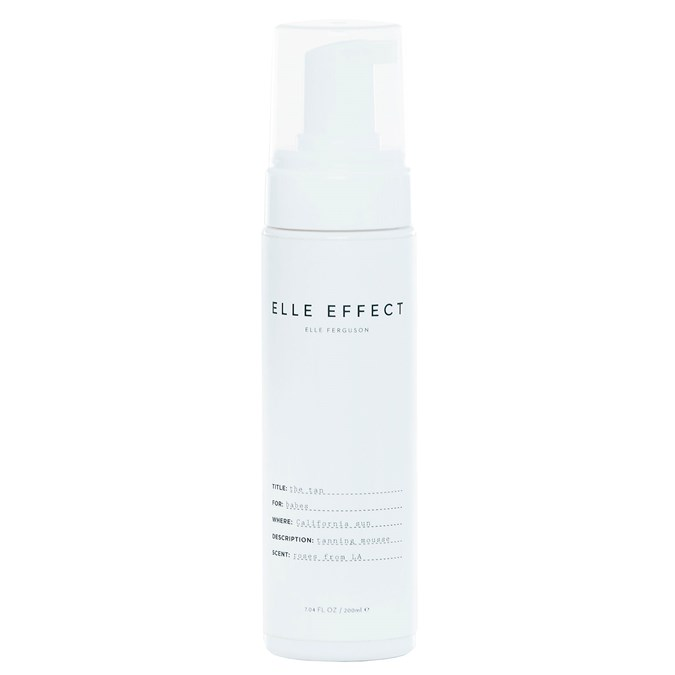 Elle Effect Tan Bottle