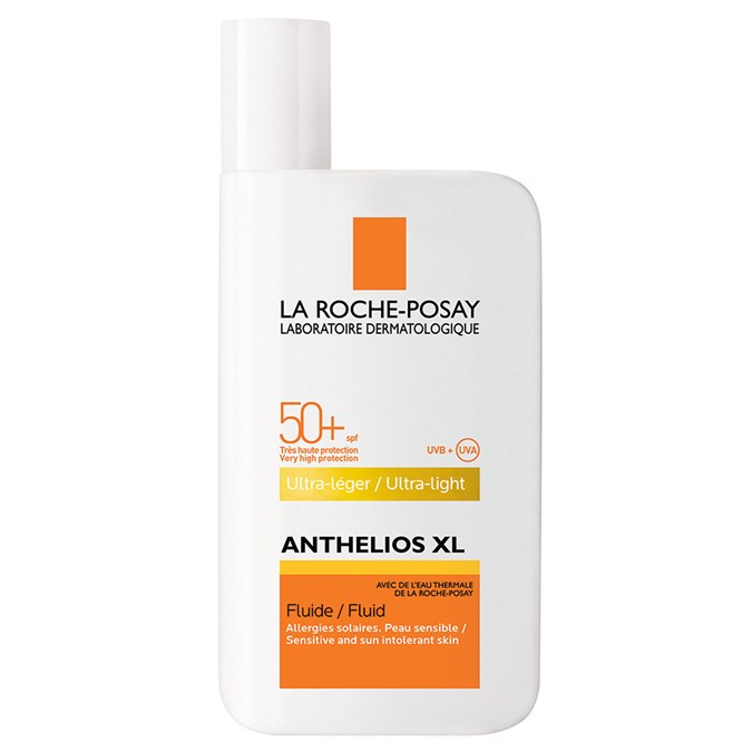 La Roche-Posay Anthelios XL Ultra-Light Facial Sunscreen