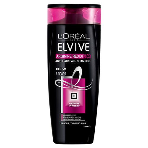 L'Oréal Paris Elvive Arginine Resist x3 Anti Hair Fall Shampoo