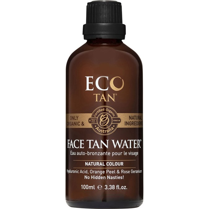 Best Face Tan Water Eco Tan Water