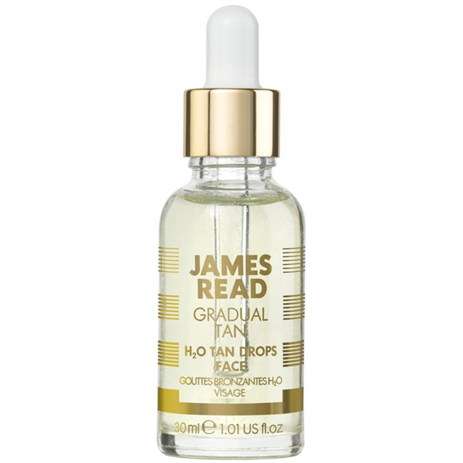 Best Face Tan Water James Read H20 Drops