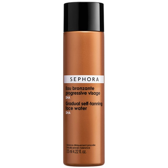 Best Face Tan Water Sephora Gradual Self Tanner