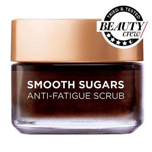L'Oréal Paris Smooth Sugars Anti-Fatigue Scrub