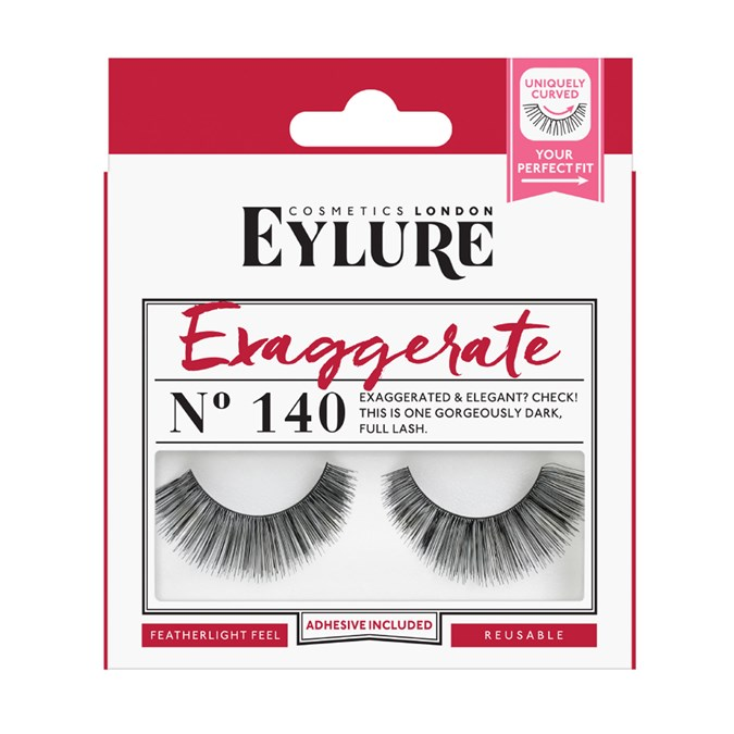 EYLURE Exaggerate Lashes No. 140, $12.99