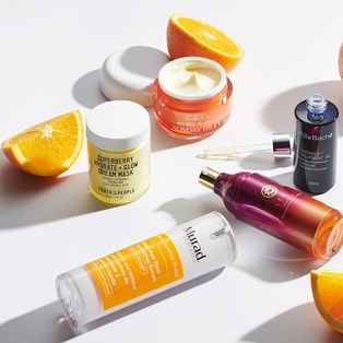 The Vitamin C Skin Care Products That Will Bring Back Your Glow