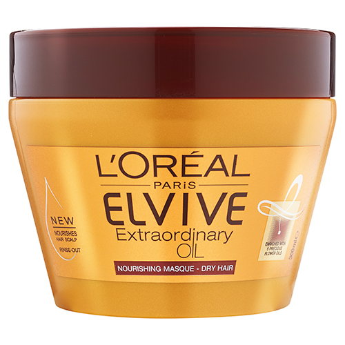 L Oreal Paris Elvive Extraordinary Oil Mask Review Beauty Crew