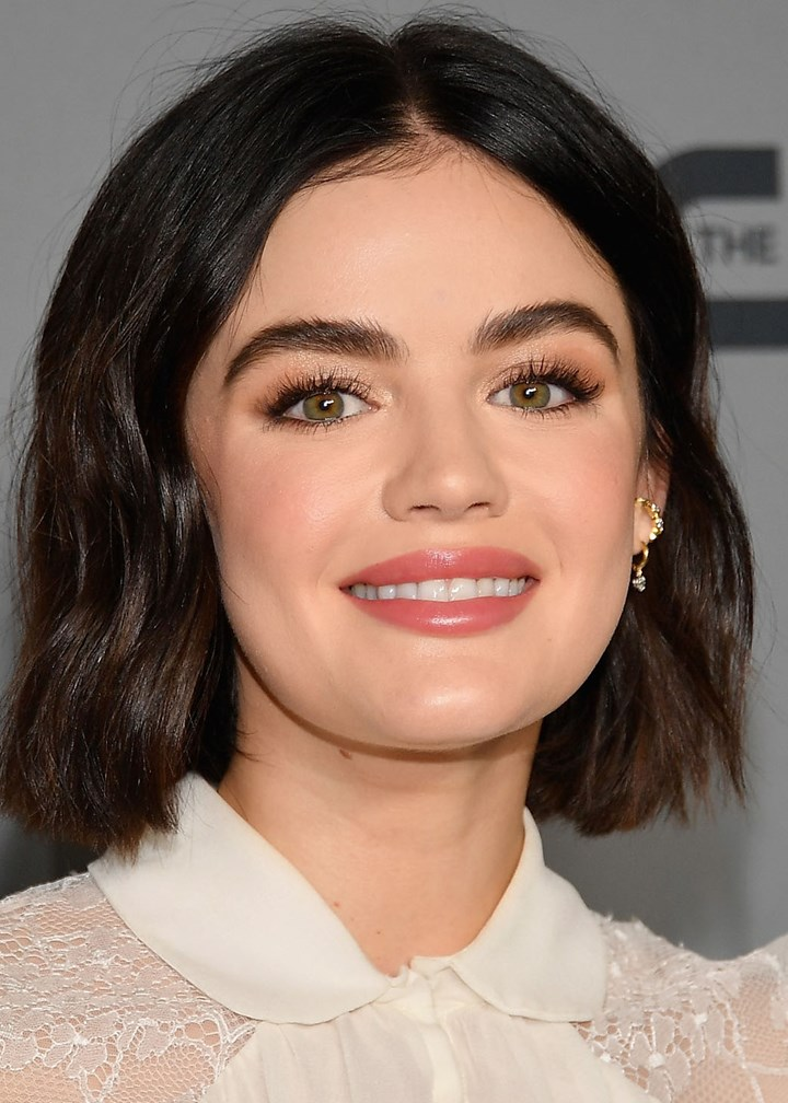 Lucy Hale eyebrow serums