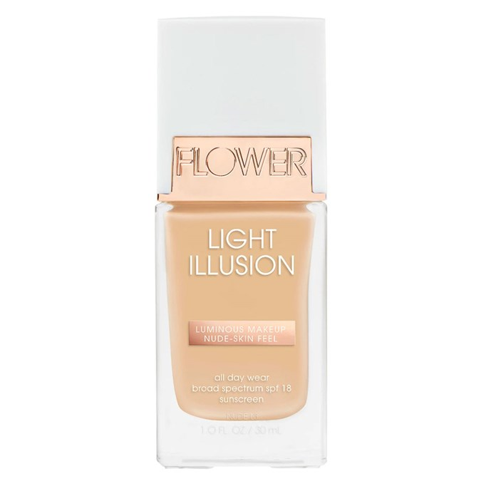 Flower Light Illusion Liquid Foundation