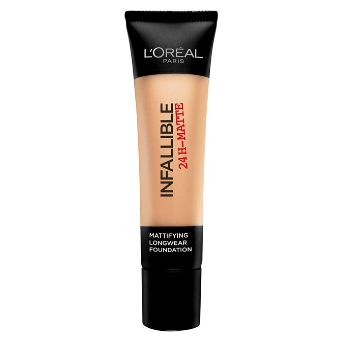 L'Oréal Paris Infallible Matte Foundation