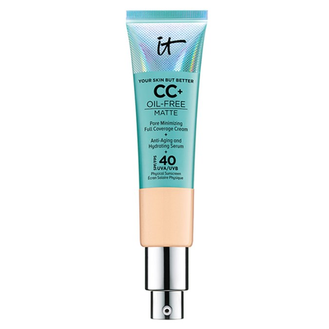 IT Cosmetics Your Skin But Better CC Cream Oil Free Matte