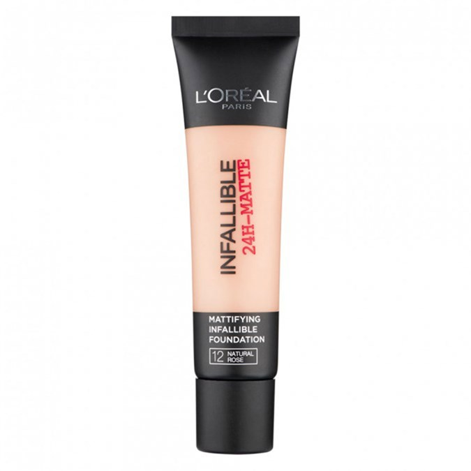 LOreal Paris Infallible Matte Foundation