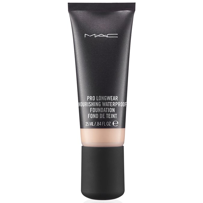 MAC Cosmetics Pro Longwear Nourishing Waterproof Foundation