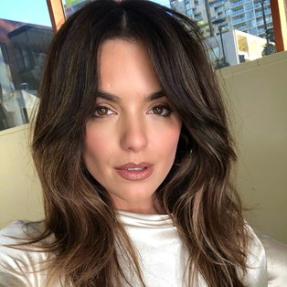 Olympia Valance Has Had A Major Hair Makeover