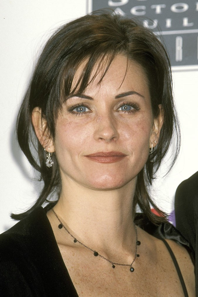 Why Courteney Cox Stopped Plastic Surgery Beauty Crew