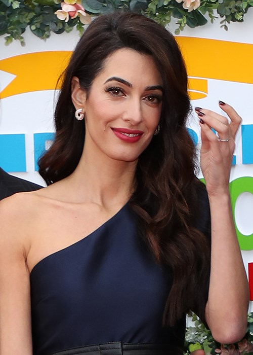 The Exact Nail Polishes Amal Clooney Always Wears