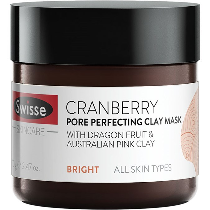 swisse clay mask