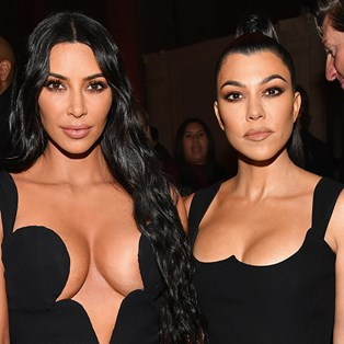 Kim Kardashian Is Fuming After Finding Kourtney Kardashian's Untouched KKW Beauty Press-Kit