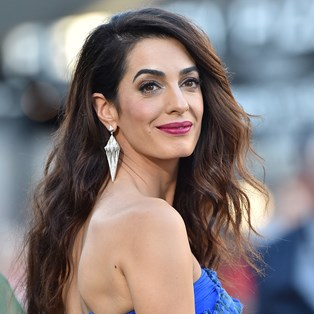 This Is The $57 Lipstick Amal Clooney Wears On The Red Carpet