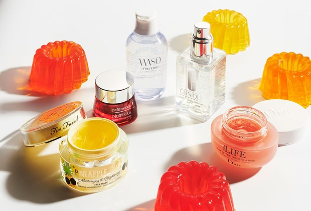 The Jelly Skin Care Products We're Obsessing Over