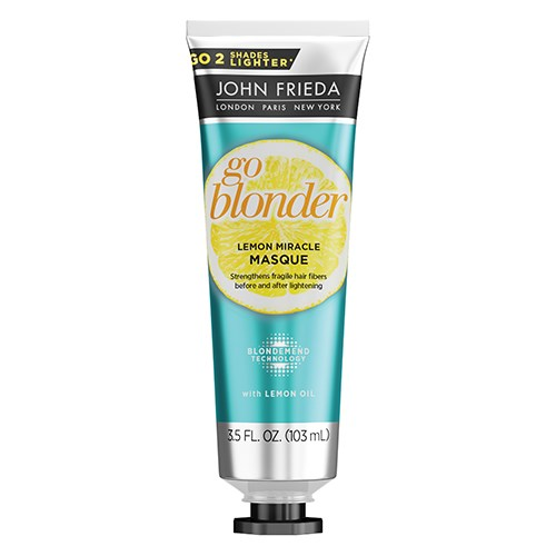 John Frieda Sheer Blonde Go Blonder Lemon Miracle Masque