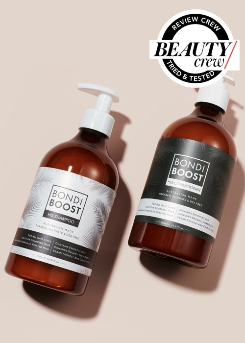 Bondi Boost HG Shampoo And Conditioner Reviews