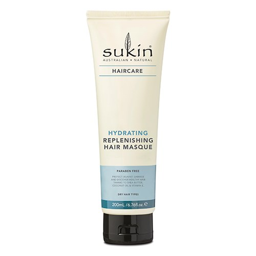 Sukin Hydrating Replenishing Hair Masque