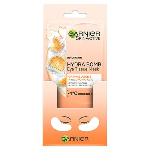 Garnier Hydra Bomb Eye Tissue Mask Orange Extract and