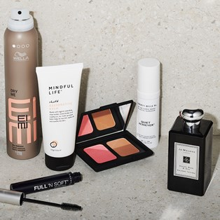 Megan Gale Shares Her Must-Have Beauty Products