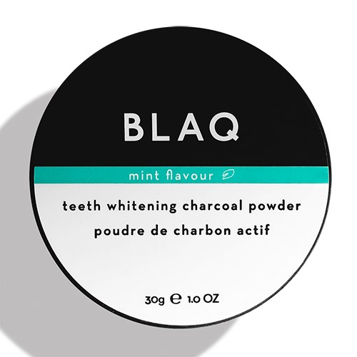 BLAQ Teeth Whitening Charcoal Powder