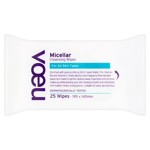 Voeu Micellar Wipes