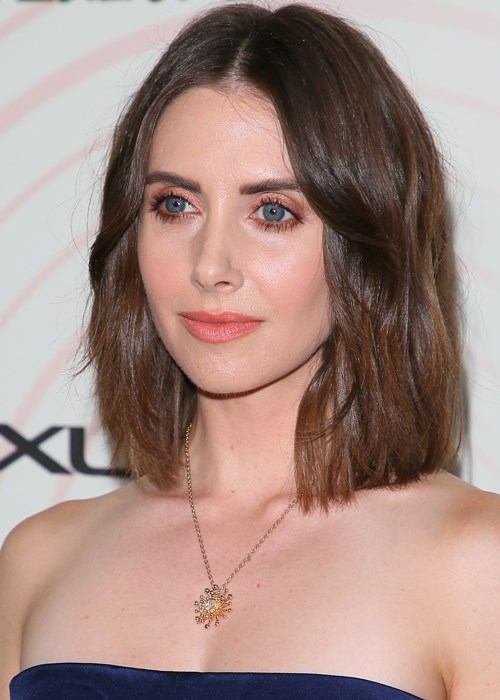 Alison Brie Just Changed Her Hair Colour Again