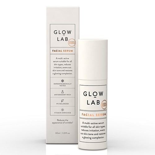 Glow Lab Facial Serum