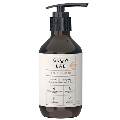 Glow Lab Gel Cleanser Review | BEAUTY/crew