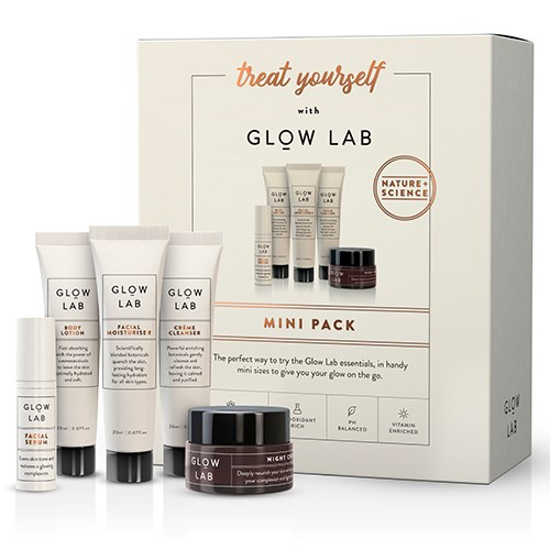 Glow Lab Mini Pack