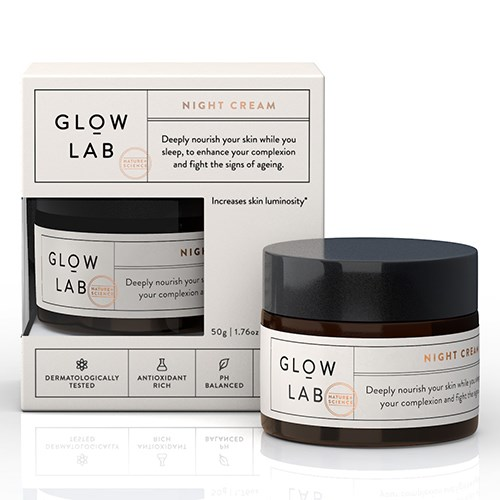 Glow Lab Night Cream
