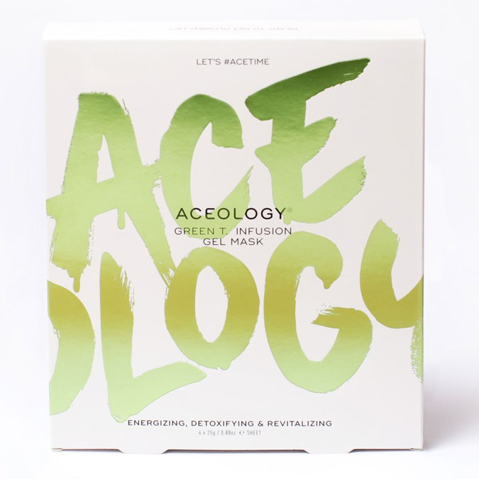 Aceology Green T. Infusion Gel Mask