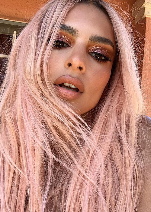 Rose Gold Hair Everything You Need To Know Beautycrew