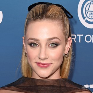 Lili Reinhart Showed Off Her Natural Curls on Instagram — And She Looks Amazing