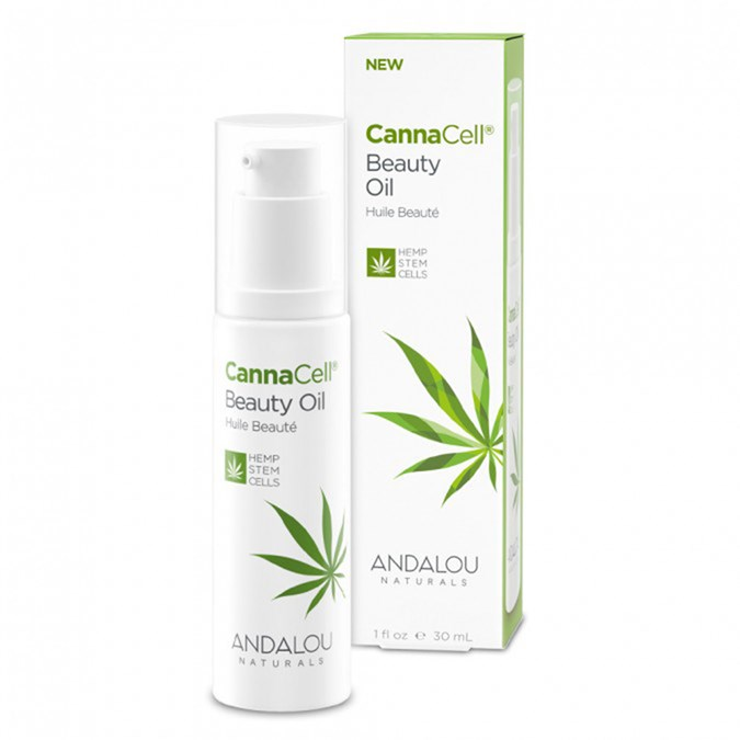 Hemp Seed Oil Skin Care