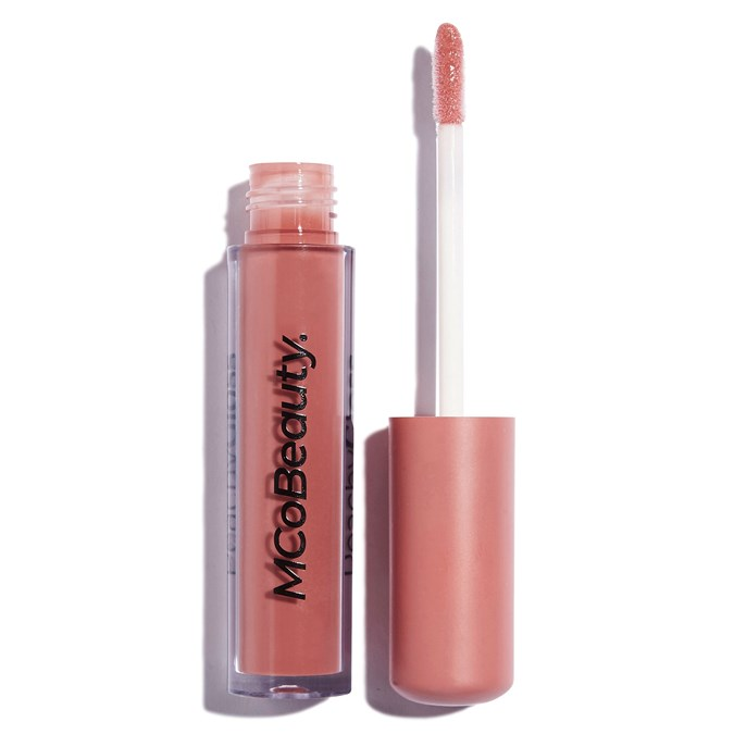 MCoBeauty Peachy Gloss Hydrating Lip Oil