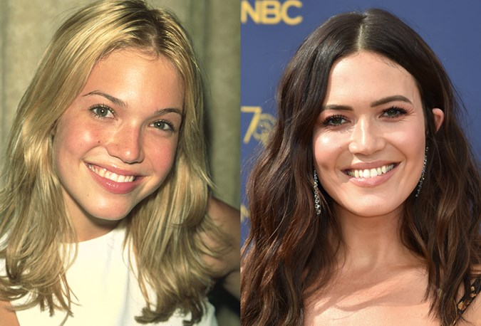 The Best Celebrity Beauty Throwback Photos From When They Were Teenagers