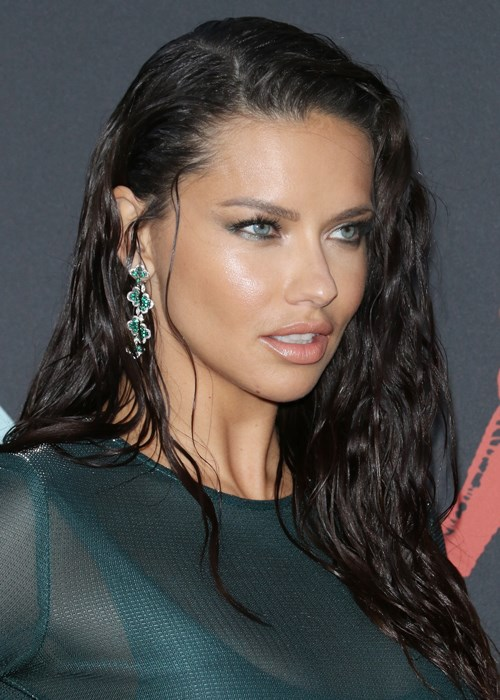 Adriana Lima's Glam MTV VMAs Beauty Look was Created Using Budget Makeup