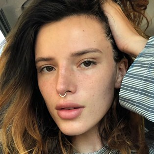 Bella Thorne's Controversial DIY Acne Treatment Is Blowing Up The Internet