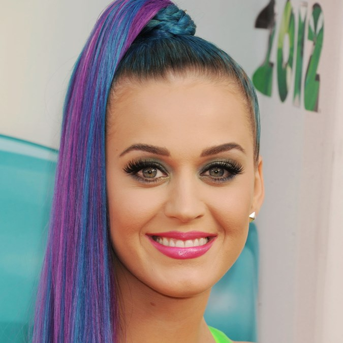Katy Perry Hair Transformation Timeline
