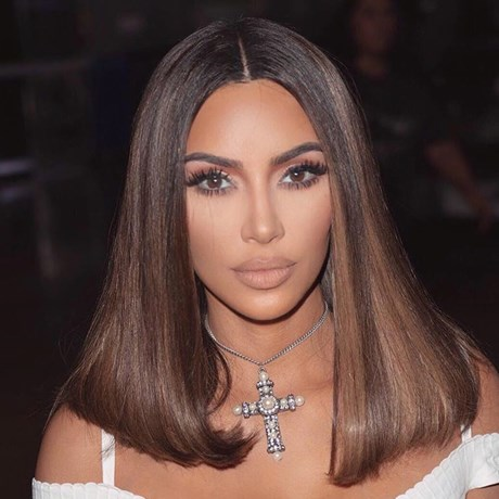 Kim Kardashian Just Did Her Own Makeup And Absolutely Nailed It