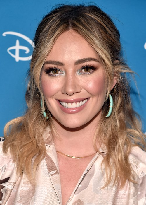 Hilary Duff Is Launching A Capsule Makeup Collection With Nudestix And We'll Take It All