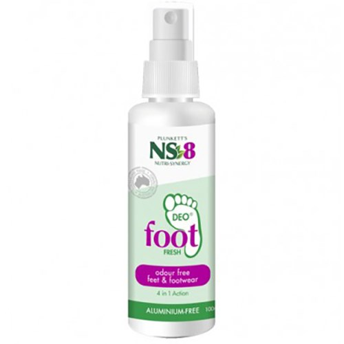 NS 8 Natural Footcare NS 8 Deo Foot Fresh Spray
