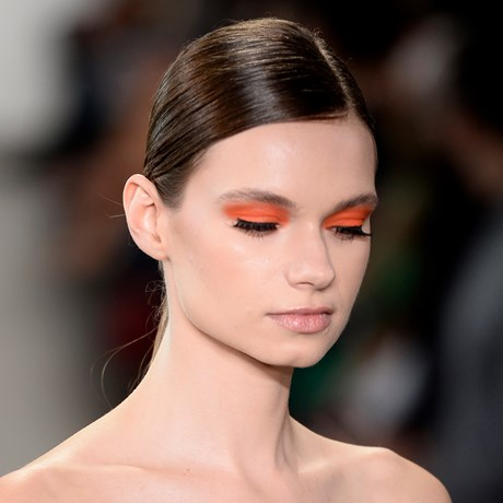 The Bold Colour Trend Coming Out Of New York Fashion Week Spring 2020